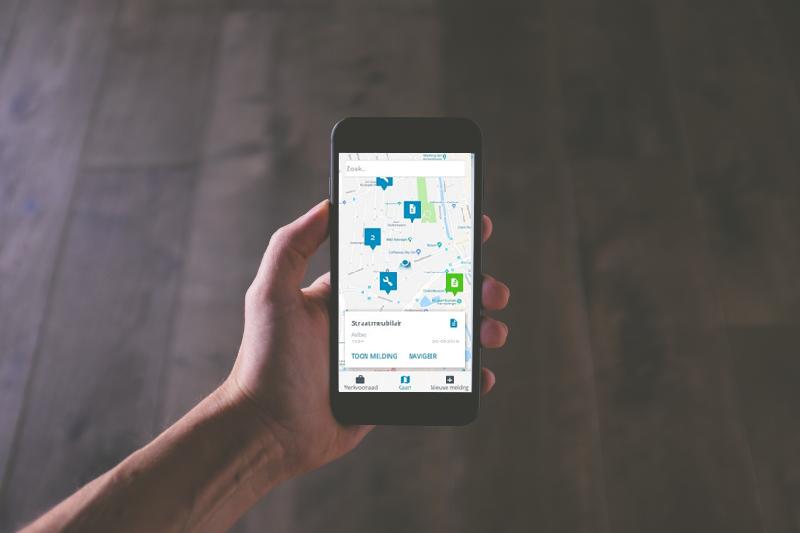 MeldDesk App nieuw BeheerVisie